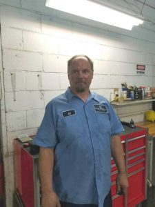 Al, of Dripping Springs Central Garage